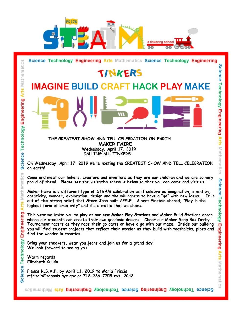 Maker faire post 3