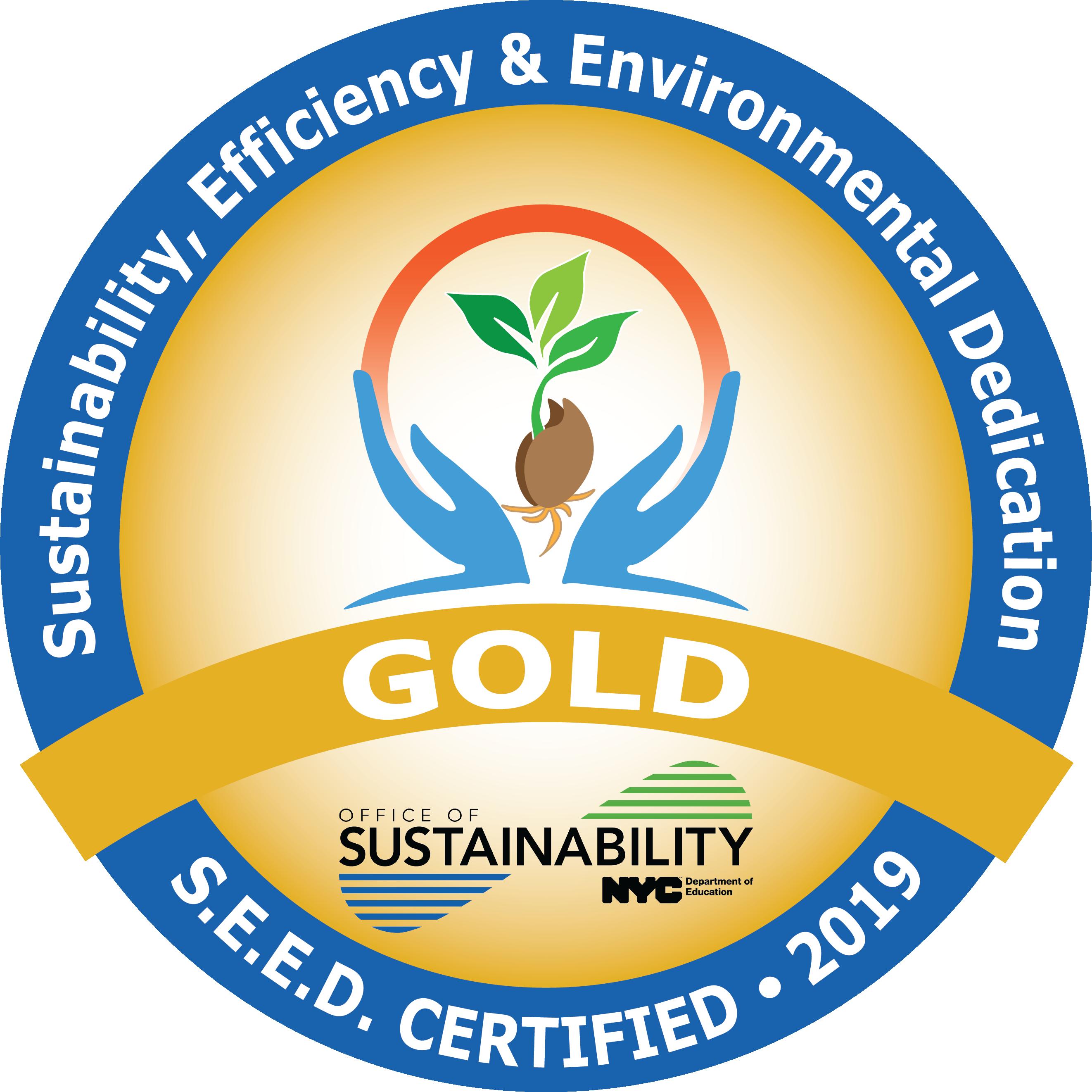 S.E.E.D. certificate