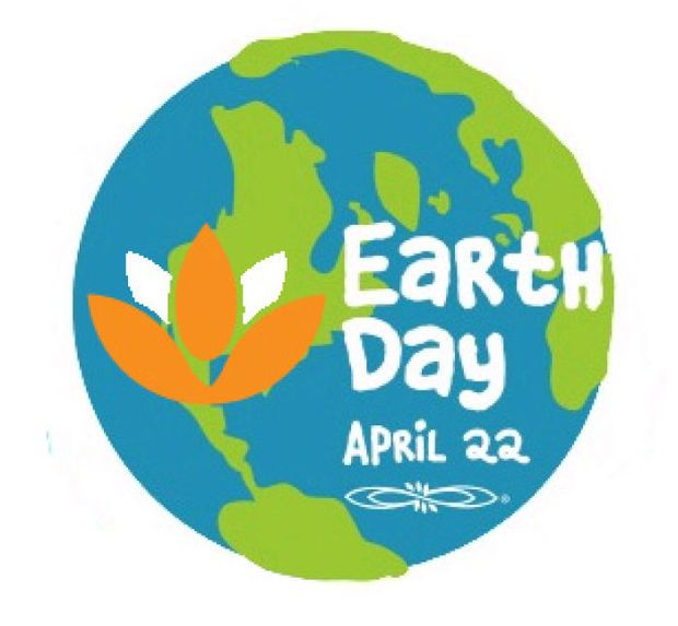 Globe for Earth Day April 22 click for Earth day